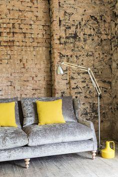 "The 'Bloomsbury"" sofa"