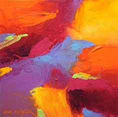 DAVID KESSLER ARTIST   Original Abstract Paintings for Sale
