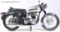 1969 Norton 650SS, one of the last versions of the Norton Atlas line
