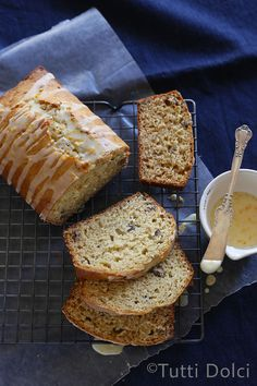 Orange-Pecan Tea Bread | Tutti Dolci @Laura | Tutti Dolci