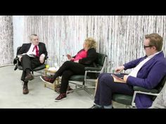 ▶ Joyce Pensato in conversation with Sir Norman Rosenthal - YouTube