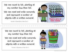 """First Grade Common Core Standards """"I Can Statements"""" Poste"""