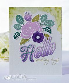 Hello-purple