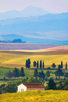 68 Ideas for nature photography landscape tuscany italy Landscape Photos, Landscape Paintings, Landscape Photography, Nature Photography, Tuscany Landscape, Italy Painting, Watercolor Landscape, Watercolour, Tuscany Italy