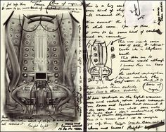 John Smith's journal of impossible things. I feel safe there. It is the best of magic. Bigger on the inside. TARDIS control room.