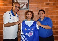 Dayshalee Salamam, regresa a Lobas de Aguascalientes ~ Ags Sports
