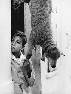 Matera, 1958 byGiuseppe Bruno