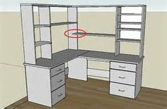 Free Corner Desk Woodworking Plans - The Best Image Search