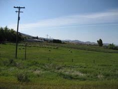 I-90 Deer Lodge, Montana