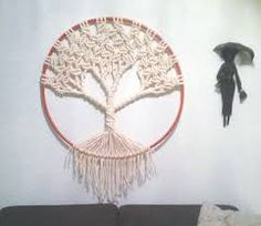 Image result for macrame tree of life free pattern                                                                                                                                                     More