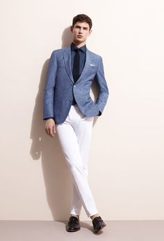 HOW TO WEAR WHITE PANTS | TheThreeF