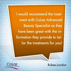 Colaz offers advanced laser hair removal, expert skin treatments, and beauty salon services by experienced certified specialists. Advanced Beauty, Salon Services, Laser Hair Removal, Skin Treatments, Appreciation, Salons, London, Lounges, Skin Care