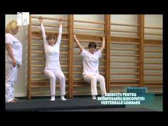 Kinetoterapia în discopatiile vertebrale lombare Health Fitness, Gems, Learning, Youtube, Trellis, Rhinestones, Studying, Jewels, Teaching
