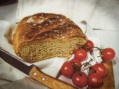 Špaldový chlieb - Nie je nad domáci chlebík. Ponúkam zdravú-špaldovú verziu, ktorá nikdy neomrzí
