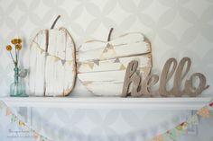 DIY Rustic Pallet Pu