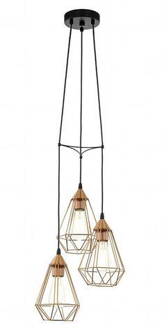 Details zu Decken Pendel Leuchte Industrie Gitter Schlaf Zimmer Beleuchtung Eisen Strahler
