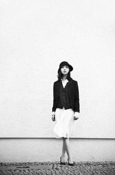 little black jacket by nancy zhang
