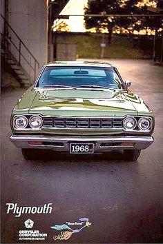 1969 Plymouth Satellite-Road Runner