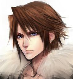 Squall Leonhart (Final Fantasy VIII) #ff8