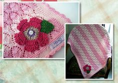 Mais uma mantinha para bebê em tricot. A receita do ponto está la no blog! http://miauartes.blogspot.com.br/