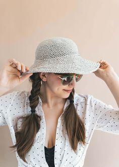 c2ca4d3e125 522 Best Crotchet Hats Headbands images