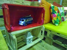 holzpaletten diy möbel aus paletten europaleten ideen hängebett, Hause deko