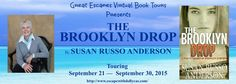 Review/Giveaway - The Brooklyn Drop by Susan Russo Anderson Great Escapes Book Tour