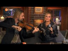 David Garrett & Anastacia - Guten Rutsch ZDF