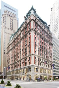 The hotly anticipated Knickerbocker hotel in New York - Vogue Living