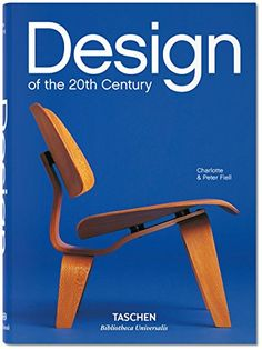 Design of the 20th Century An #Eames LCW is featured on The bible of 20th-century design: From Art Nouveau to minimalism and everything in between  Poised at the start of the 21st century, we can see clearly that the previous century was marked by momentous changes in the field of design. Aesthetics entered into everyday life with often staggering results. Our homes and workplaces turned into veritable galleries of style and innovation.