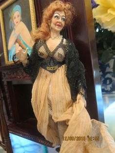 Marcia Backstrom, IGMA fellow - elderly sexy woman
