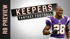 Fantasy football running back preview and sleepers for your draft