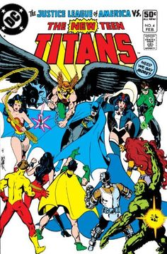 Check out New Teen Titans (1980-1988) #4 on @comiXology