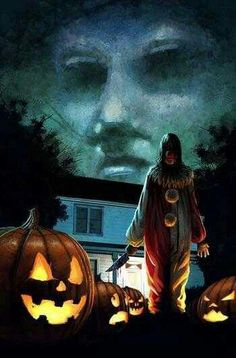 Michael Myers, Face/mask should have looked more like him. But it's someone's concept. Pretty awesome nonetheless!