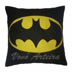 Capa de Almofada - Batman