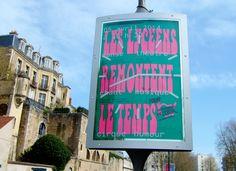 Affiche pour les Restos du Cœur, Nevers - 2014