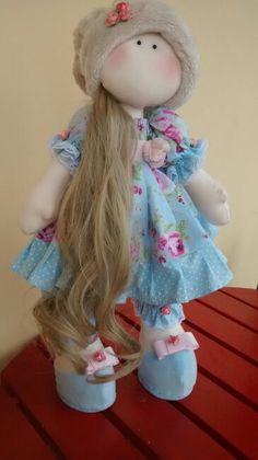 Boneca russa Evelyn