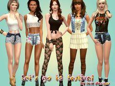 Icia23's ~Let's go to festival set~ Part I