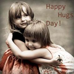Happy Hug Day Status for Facebook