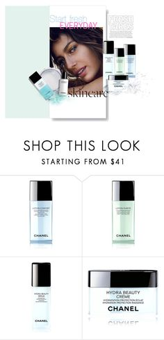 """""""Fresh Everyday"""" by krnas on Polyvore featuring beauty, Chanel and SkinCare"""