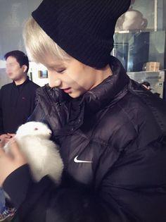 Minwoo - Boyfriend