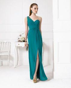 Vestidos de fiesta verdes 2016: Resalta tu belleza en la próxima boda Image: 0