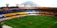 """Estadio """"Universitario"""" Tigres U.A.N.L."""