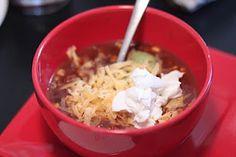 Cafe Zupas Taco Soup (CrockPot Style)