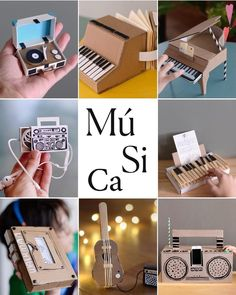 Piano, Instagram, Ideas, Phonograph, Recycling, Creativity, Manualidades, Pianos, Thoughts
