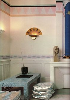 adolf rading, casa rabe interior, 1928-1930   www.bocadolobo.com ... - Wohnung Mit Minimalistischem Weisem Interieur Design New York