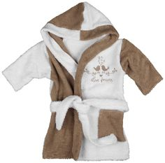 My Baby collection is online :) Badjasje Lovely Bird Taupe -Anel BV