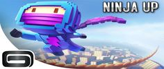 ...Ninja up! by Gameloft is an action and reflex game about a ninja jumping as high as he can. If we call Temple Run an endless runner...