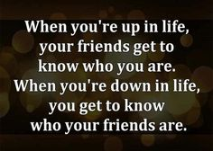 Friendship quote idea