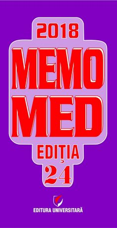 Memomed 2018. Editia 24 Calm, Anatomy